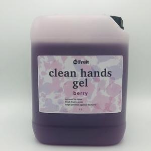 5 Liter Dr. Fruit Handgel Berry