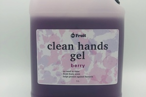 5 Liter Dr. Fruit Handgel Berry
